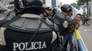 Venezuela Cops