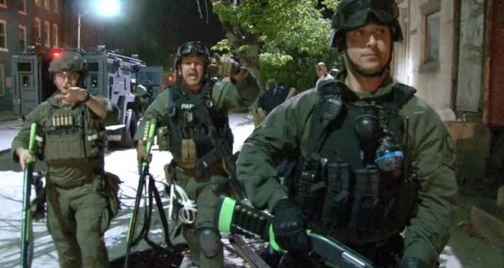 Baltimore Police