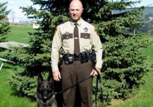 Deputy Brett Berry