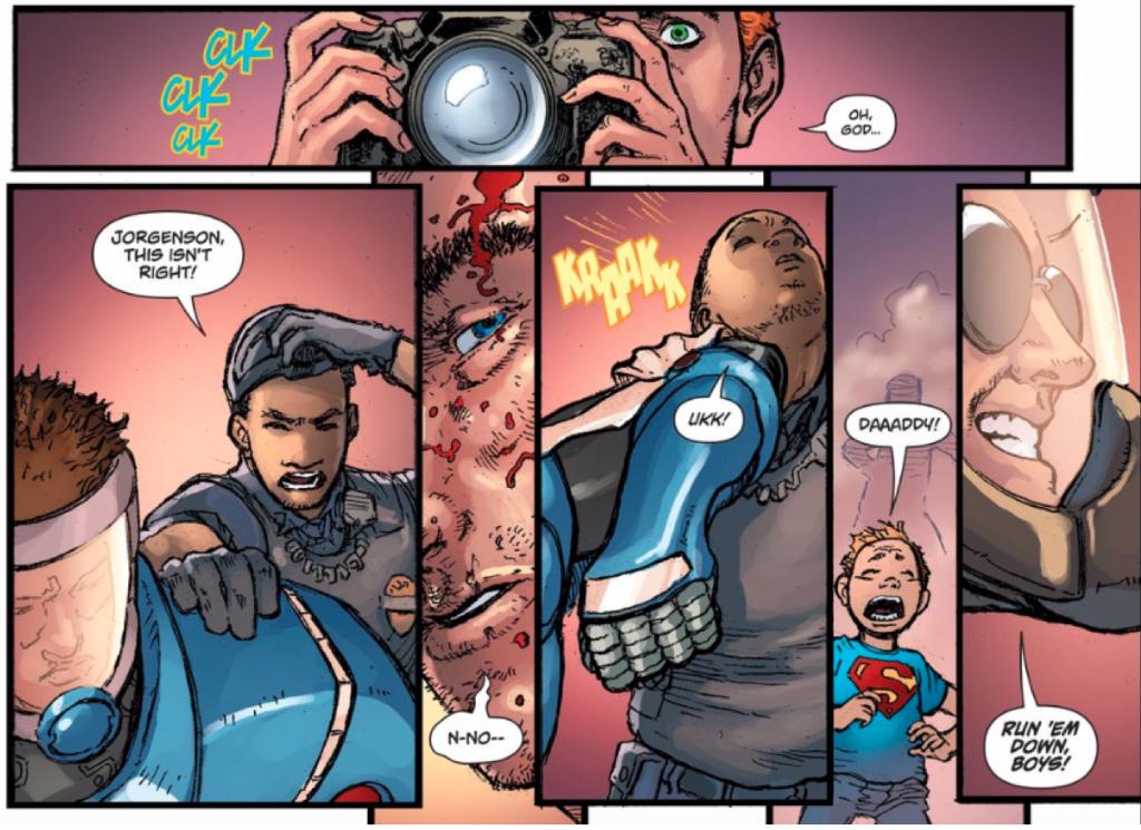 DC Comic Superman