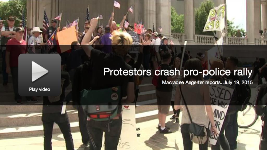 Denver Protest