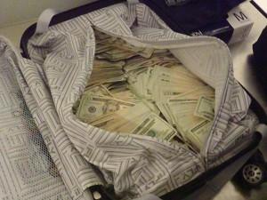 TSA Cash Confiscation