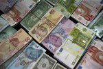 World Economy Currency Chaos