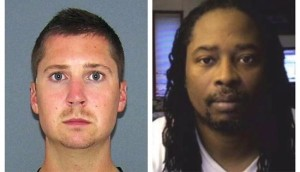 Left: Police Officer Ray Tensing; Right: murder victim Sam Dubose (h/t Rigel Robinson)