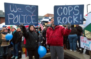 Police Supporters