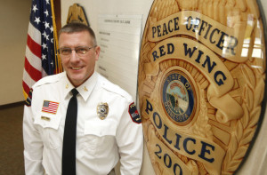 Roger Pohlman is the new Police Chief for Red Wing.