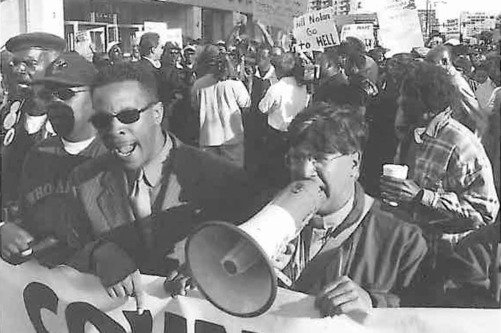 Nov1999-protest