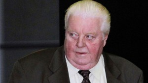 In this June 8, 2010 file photo, former Chicago Police Lt. Jon Burge arrives at the federal building in Chicago. The city of Chicago has paid $5.5 million in reparations to dozens of people whose claims that they were tortured by a police unit commanded by Burge decades ago were found to be credible.