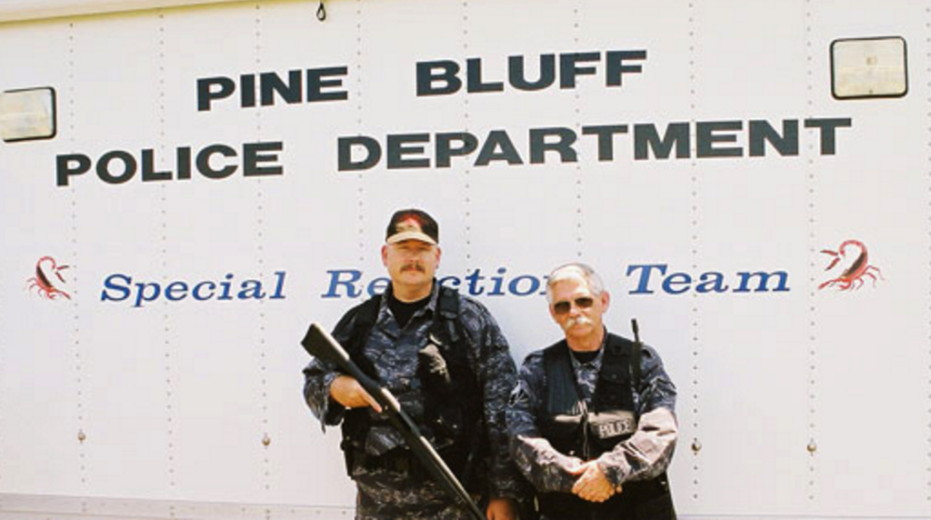 Pine Bluff Police